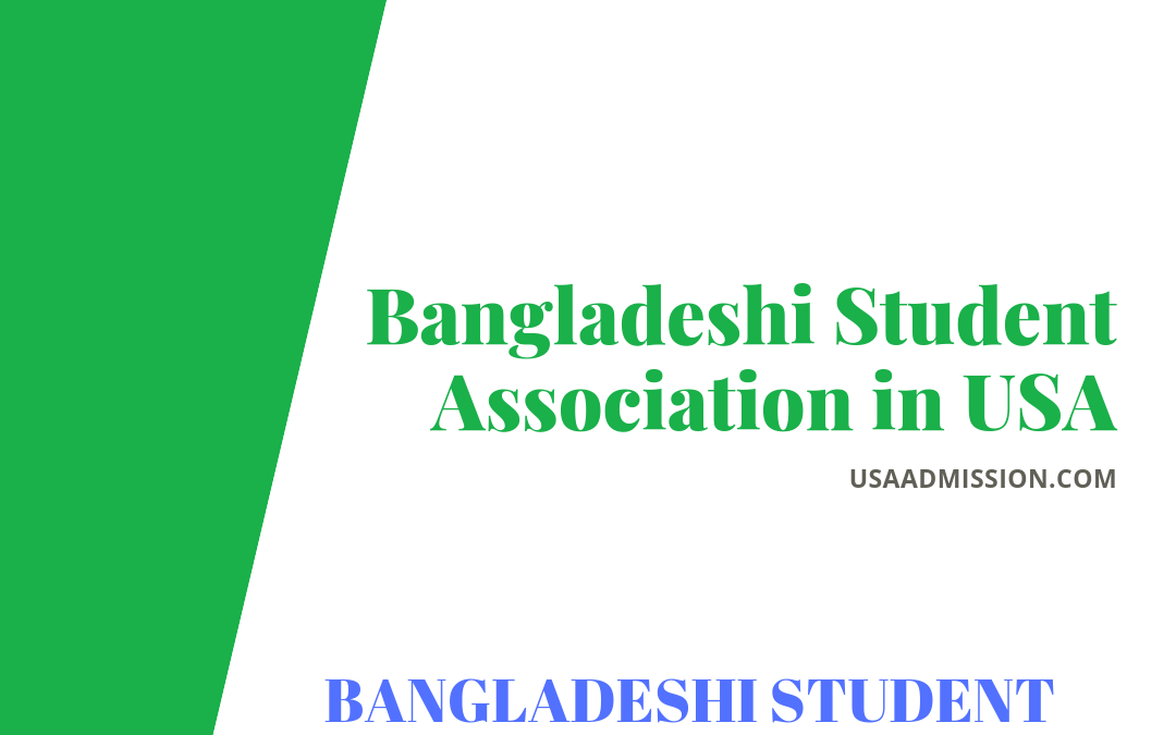 Bangladeshi Student Association in USA