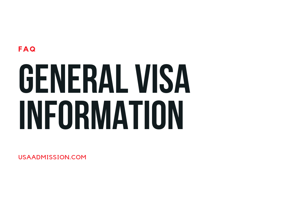 Frequently  Asked Question related to USA visa (2019)