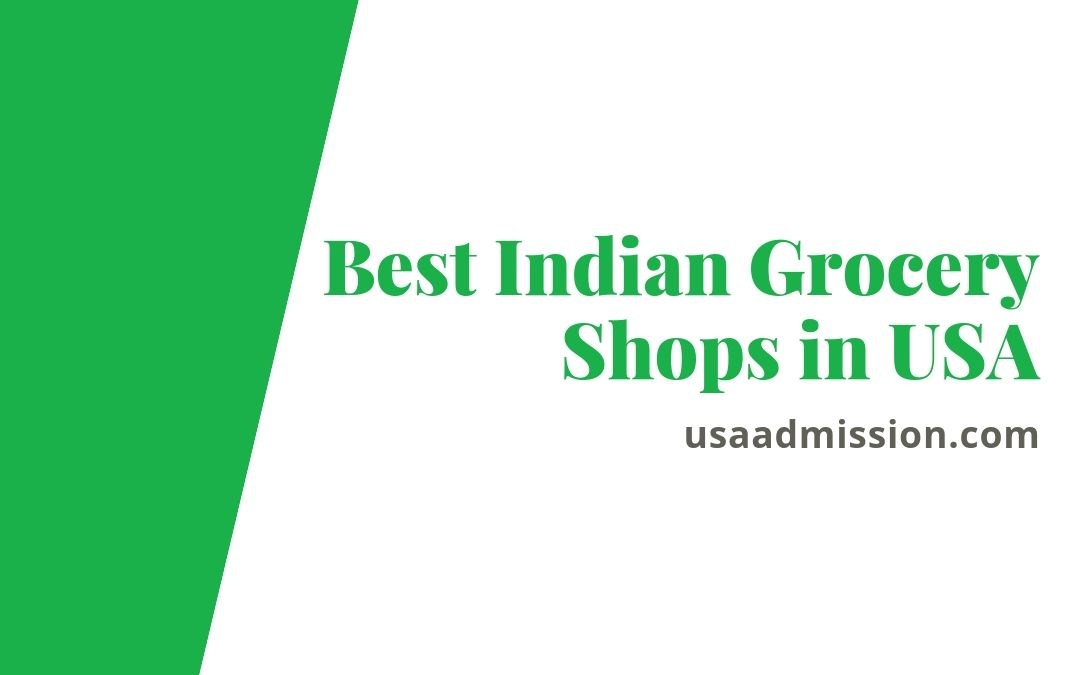 Best Indian Grocery Shops in USA