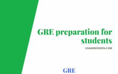 GRE preparation for students