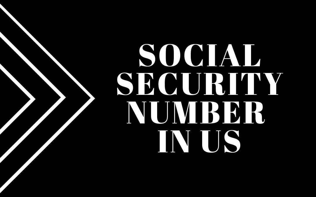 Social Security Number In US