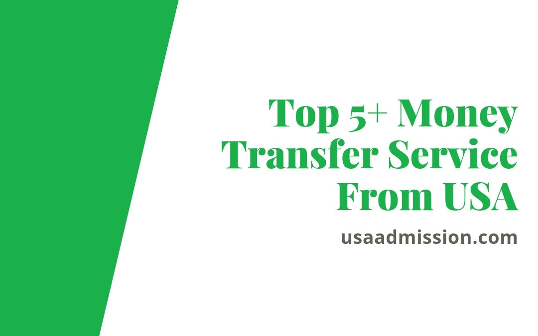 Top Money Transfer from USA to Bangladesh Services